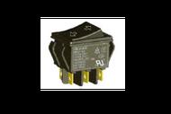 005 выключатель 6 контактов,при удержании включен,в свободном положении всегда выключен
