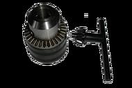010023 (Ø10; 1/2) патрон для дрели металл Ø10 конус 1/2