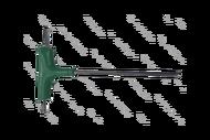 010052D Ключ-шестигранник для бензокос (4x5x5)