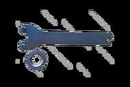 "010052E ""Ключ для гайки сепаратора СИЧ в комплекте с гайкой"""