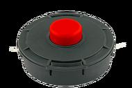 010124(10) Барабан для лески триммера серии ULTRA PRO усиленное крепление болт М8х1,25 левая