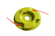 """010124(21) """"Барабан для лески триммера тип Макита, серии ULTRA PRO универсальная металлическая, установка лески без снятия  с редуктора (использование маленьких кусков)"""""""