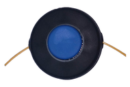 010124(22) Барабан для лески триммера тип T45X, cерии ULTRA PRO гайка М10х1,25 левая, в компл. доп. гайка М12х1,75 левая, что позволяет устанавливать ее на проф. бензотриммеры. Вращ. нос на подш. Барабан вмещает леску до 15м, d до 4мм Заряд лески без разб