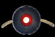 010124(23) Барабан для лески триммера  универсальная, серии ULTRA PRO заряд лески без разбора, вместит. барабан, нос с железной вставкой. Гайка М10х1,25, в компл. М8х1,25 лев болт; гайка М12х1,75 левая