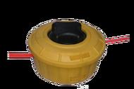 010124(31) Барабан для лески триммера тип Italy, серии ULTRA PRO Высокое качество. Заряд лески без разбора. Самая доступная цена среди аналогов