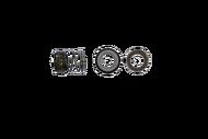 "010136F3(C) ""Сальники мотопомп: F3(C) - тип Кошин, диаметр 18 мм"""