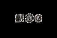 "010136F3(D) ""Сальники мотопомп: F3(D) - тип Кошин, диаметр 20 мм"""