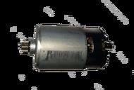 010191 (В5) двигатель 14,4В для Макита с 4-мя проточками,с шестерней