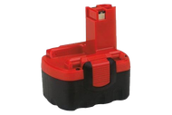 "010198 N(1420) ""Аккумуляторы подходят для шуруповертов типа: Bosch 14,4V(2Ah)"""