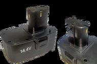 "010198 L1(1415) ""Аккумуляторы подходят для шуруповертов типа: Китайский шуруповерт тип.1 14,4V(1,5Ah) """