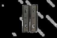 010218 D1 Комплект ножей AEZ серии GENERAL  изготовлены из быстрорежущей стали марки HCS (65mn)110мм