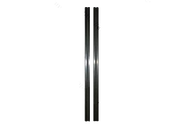 010220 Е1 Комплект ножей AEZ  узкие для отечественных и импортных рубанков серии GENERALбыстрорежущая сталь HCS  дл.110мм