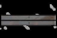010221 E1 Комплект ножей AEZ серии  GENERAL,изготовленных из быстрорежущей стали HCS,подходят для Могилёвских деревообрабатывающих станков и его китайских модификаций 300х25х2,5мм