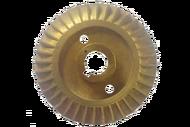 """010280A """"Крыльчатка на циркуляционные насосы отечественного и  импортного производства (наруж Ø60мм, внутренний  Ø12мм под шпонку)"""""""