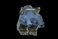 010438 D клапана для стиральных машин,универсальный для китайских и импортных стиральных машин тип 4