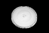 010452(2) тарелка для микроволновой печи d=24,5 с треугольными выступами