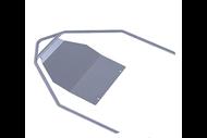 Бампер для снегохода РМ Тайга Варяг 550 (2011-по н.в.) 2200000002433