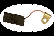 416 Электроугольная щетка 6,3х12,5х26 Поводок-флажок (для Зернодробилки Фермер ДК 110)