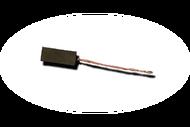 436 Электроугольная щетка 4х6х10 медный поводок L=40 мм
