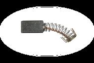 450 Электроугольная щетка 6х10х17 Пружина, пятак-уши подходит для Greapo PQA 180c 1200Wt (450)