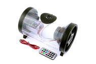 Аудиосистема для мототехники (сабвуфер, MP3, ПДУ) SUB166-LED 4610014473088