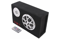 Аудиосистема для мототехники (сабвуфер, MP3, ПДУ) прямоугольная 4620753549821