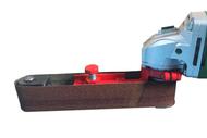 """Насадка """"Гриндер"""" под посадочный диаметр 45 мм. ширина ленты 25 мм"""