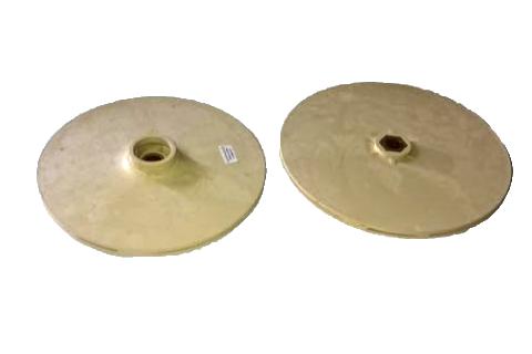 010280(165х12)PL Крыльчатка на циркуляционные насосы (165х12)PL