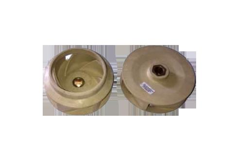 010280(98х12)PL Крыльчатка на циркуляционные насосы (98х12)PL