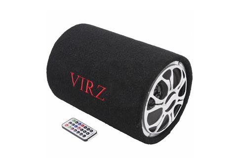 Аудиосистема для мототехники (сабвуфер, MP3, ПДУ) цилиндр 200mm 4620753549838