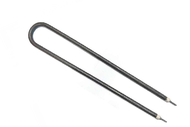 01.100 ТЭН для нагрева воздуха  1000Вт L- 550  мм- черн. ( тип 42A 13/1,0 p 220R30ф2 ш 1/2 )