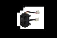 010058 ( Н ) Электроника для дизельного генератора 220В, 2 фишки, 10 проводов