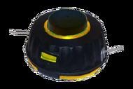 010124(18B) Барабан для лески триммера тип Р25, аналог Партнер серия ULTRA PRO на барабане устанавливается гайка М8х1,25 левая