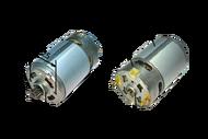010191( А3) Двигатель 10,8 В для Li-ON Макита вал d3 мм(малый) с ответной шестерней