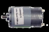 010191 С двигатель для на аккумуляторный шуруповёрт 18В для LI-ON Интерскол,шестерня 12 зубов d=8.8 мм, h-5мм