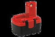 "010198 N(1415) ""Аккумуляторы подходят для шуруповертов типа: Bosch 14,4V(1,5Ah)"""