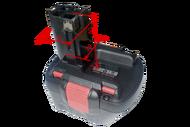 "010198 N(1220) ""Аккумуляторы подходят для шуруповертов типа: Bosch 12V(2Ah)"""