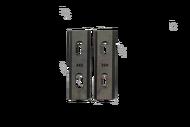 010218 В1 Комплект ножей AEZ серии GENERAL  изготовлены из быстрорежущей стали марки HCS (65mn)82мм