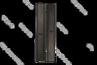 010219 B1 Комплект ножей AEZ серии GENERAL изготовлены из быстрорежущей стали марки HCS (65mn)102 мм с пазом(новый)