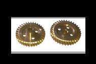 010280(61х10)В крыльчатка для циркуляционного насоса (металлическая)