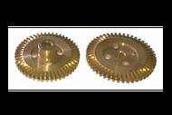 010280(68х10)В крыльчатка для циркуляционного насоса (металлическая)