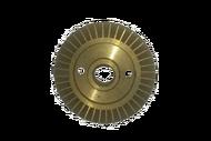 """010280 С """"Крыльчатка на циркуляционные насосы отечественного и  импортного производства (наруж Ø60мм, внутренний  Ø12мм под скос)"""""""