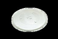 010452 (3)  тарелка для микроволновой печи d=28,5 с треугольными выступами