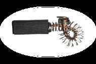 408 Электроугольная щетка 5х6,3х16 Пружина-пятак (для МЭС 300)