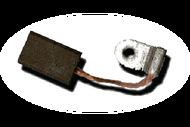 409 Электроугольная щетка 6,3х10х16 Поводок-флажок (для КАМА 8-10)