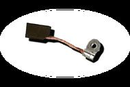 410 Электроугольная щетка 6,3х10х16 Поводок-флажок (для КАМА 3-5) (410)