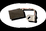 412 Электроугольная щетка 5х12х20 Поводок-флажок (для РУБАНКА REBIR 5709, ДРЕЛЬ 1305)