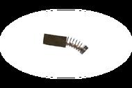 435A Электроугольная щетка 4х5х10 пружина-пятак d=4 мм