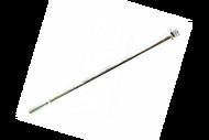 Ось M10x1,25 d10x190mm; колеса переднего DELTA, ALPHA 4620753536777