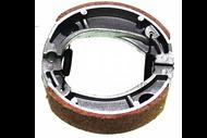 Колодки тормозные барабанные (105x25mm) LEAD50/90 4620753537064